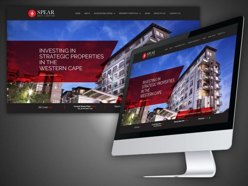 Spear REIT Limited Website