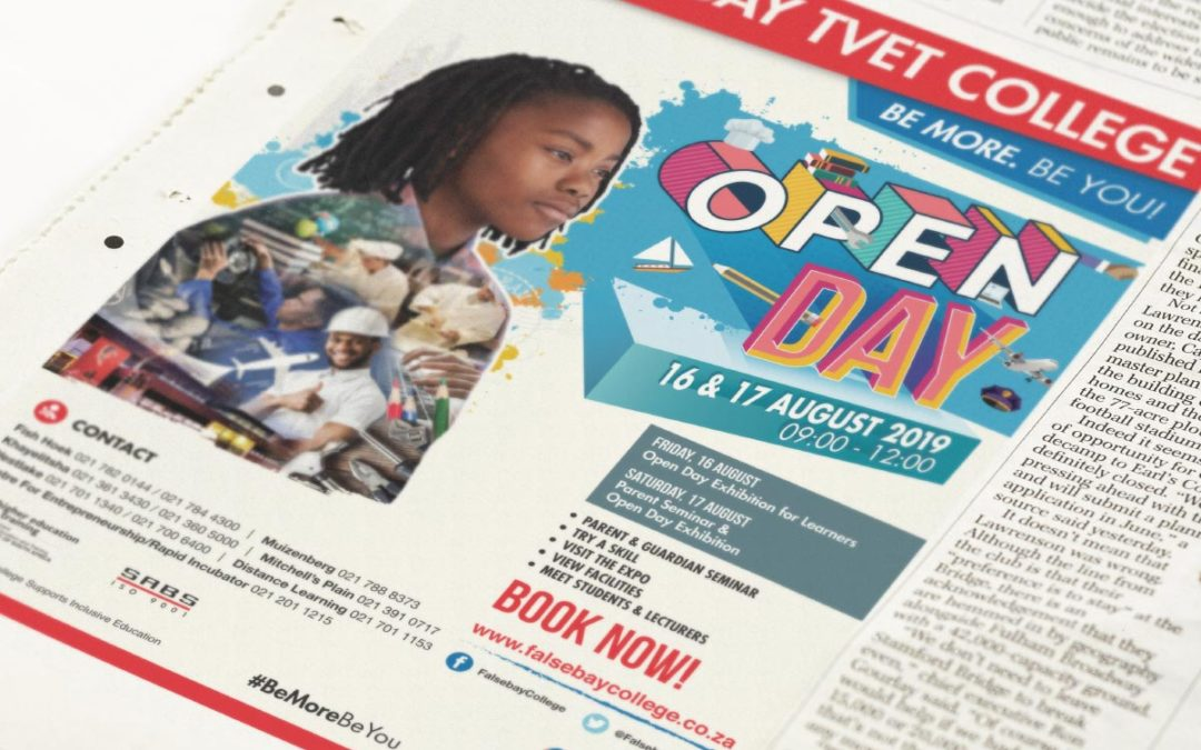 False Bay College Open Day