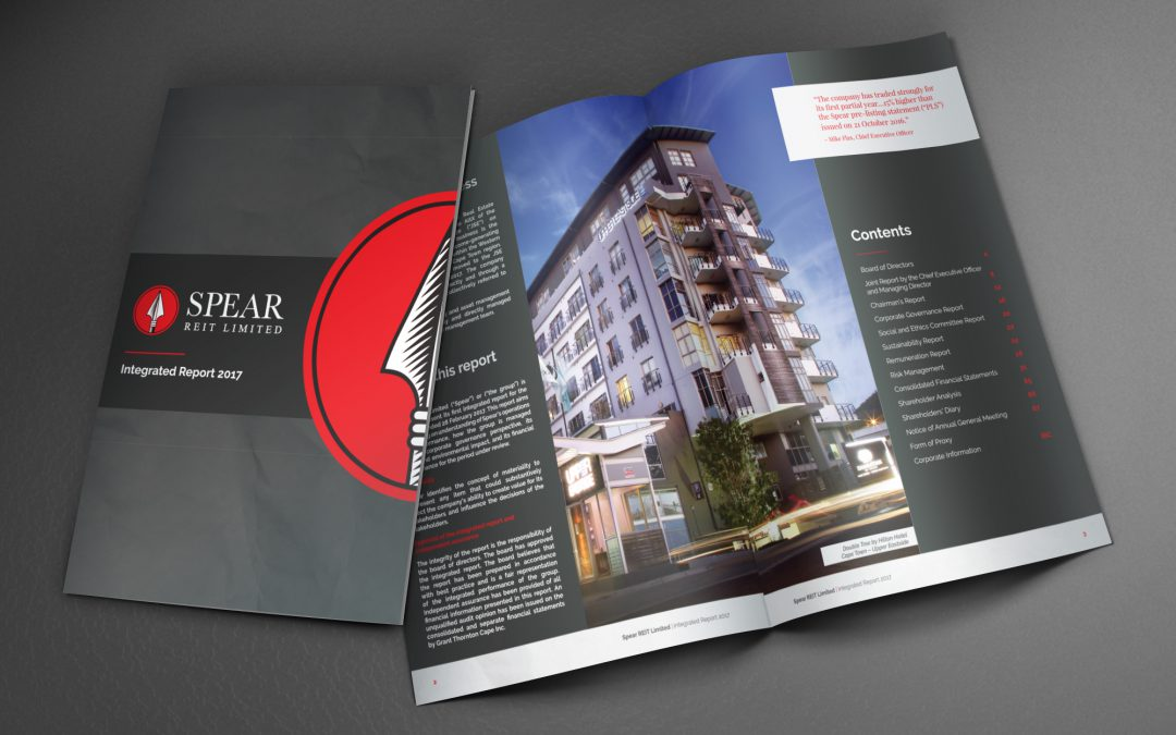 Spear REIT Limited Annual Report
